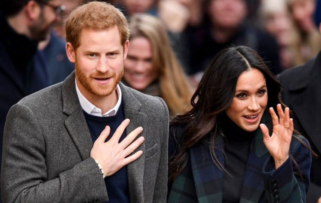 Royal wedding: Prince Harry and Meghan Markle invite 2,640 commoners