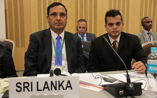 Sri Lanka accedes to the Convention on Cluster Munitions