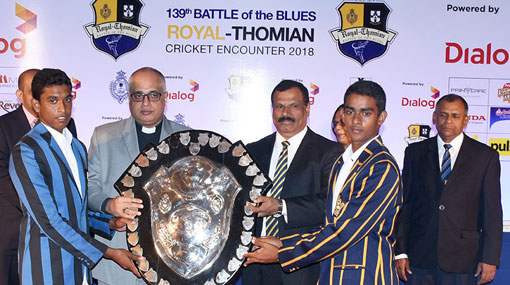 139th Royal-Thomian 'BATTLE OF THE BLUES' rescheduled