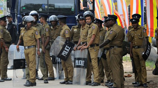 Police curfew re-imposed in Kandy administrative district