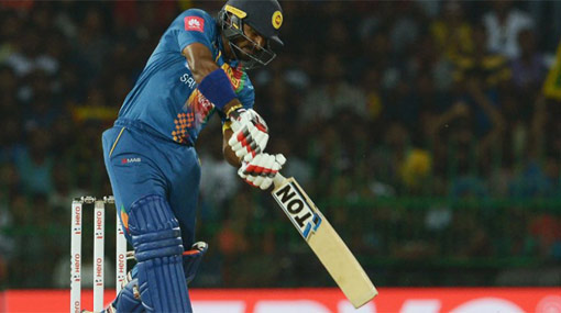 Kusal Perera blitz helps Lanka down India