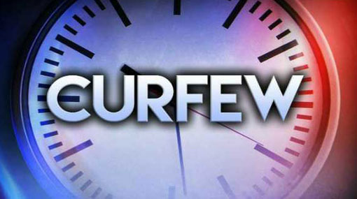 24-hour curfew imposed in Kandy administrative district