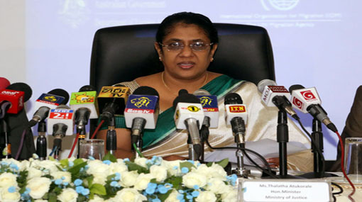 Persons responsible for Kandy incident will be punished - Thalatha