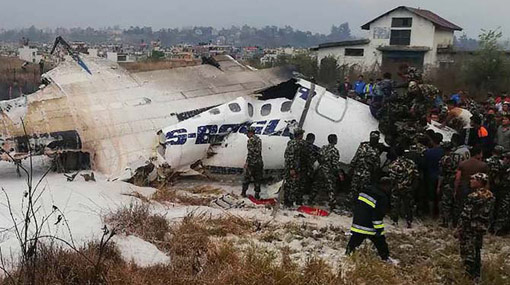 Nepal plane crash: Death toll rises to 49