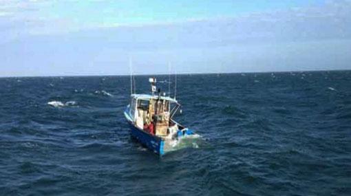 Five Sri Lankan fishermen arrested for fishing in Indian waters