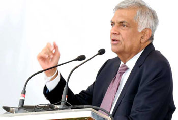 """I introduced internet to Sri Lanka"" – PM"
