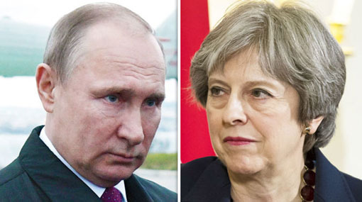 Russia 'will expel British diplomats soon'