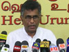 Champika on why UNP's voter base has dropped