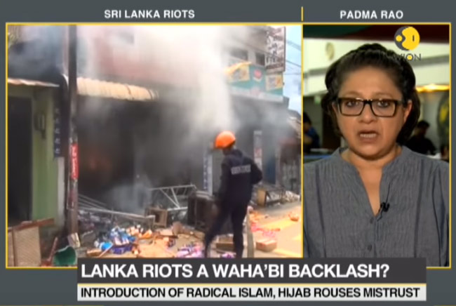 Wahhabism on the rise in Sri Lanka? – WION Report