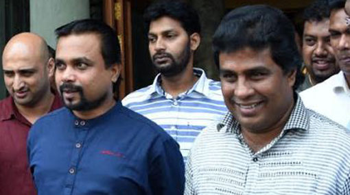 Court orders arrested of Wimal and Jayantha