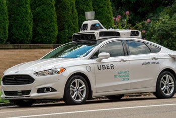 Woman dies in Arizona after being hit by Uber self-driving car