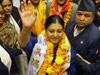 President Maithripala congratulates Nepali President