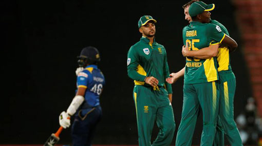 South Africa to tour Sri Lanka in July