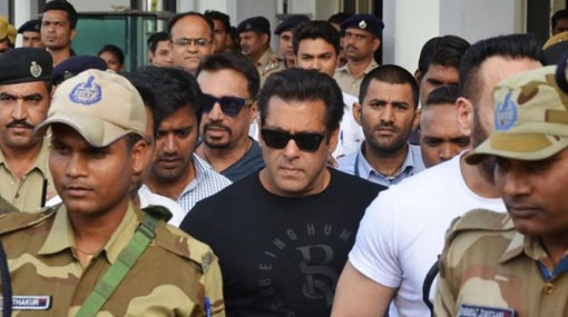 Salman Khan convicted in 1998 poaching case