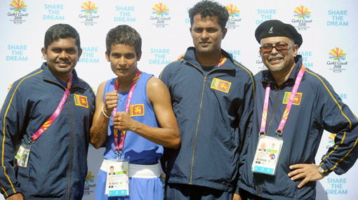 Anusha wins bronze medal in boxing