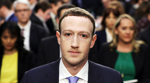 Zuckerberg admits Facebook collects data from non-users