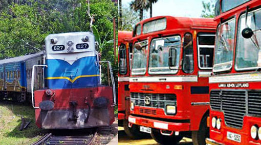 Special transport service in place for commuters returning to Colombo