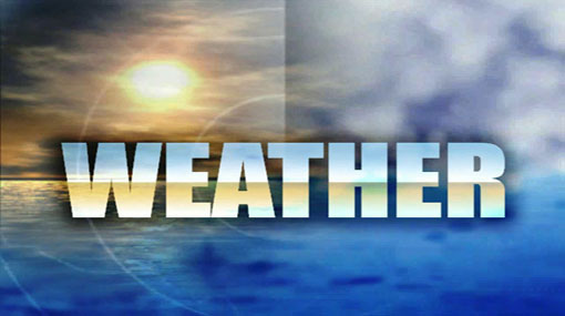 Met Department predicts thundershowers in the afternoon