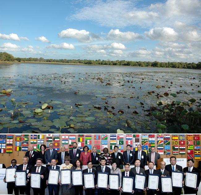 Sri Lanka designated as Globally Important Agricultural Heritage site
