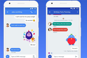 Google to finally bring iMessage-like service called 'Chat' to Android