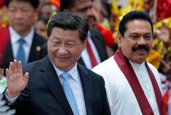 MR's vanity projects helped China establish financial leverage over Sri Lanka – report