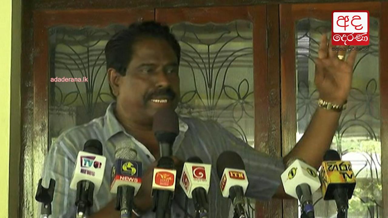 16 who left SLFP receive an invitation from Vijithamuni