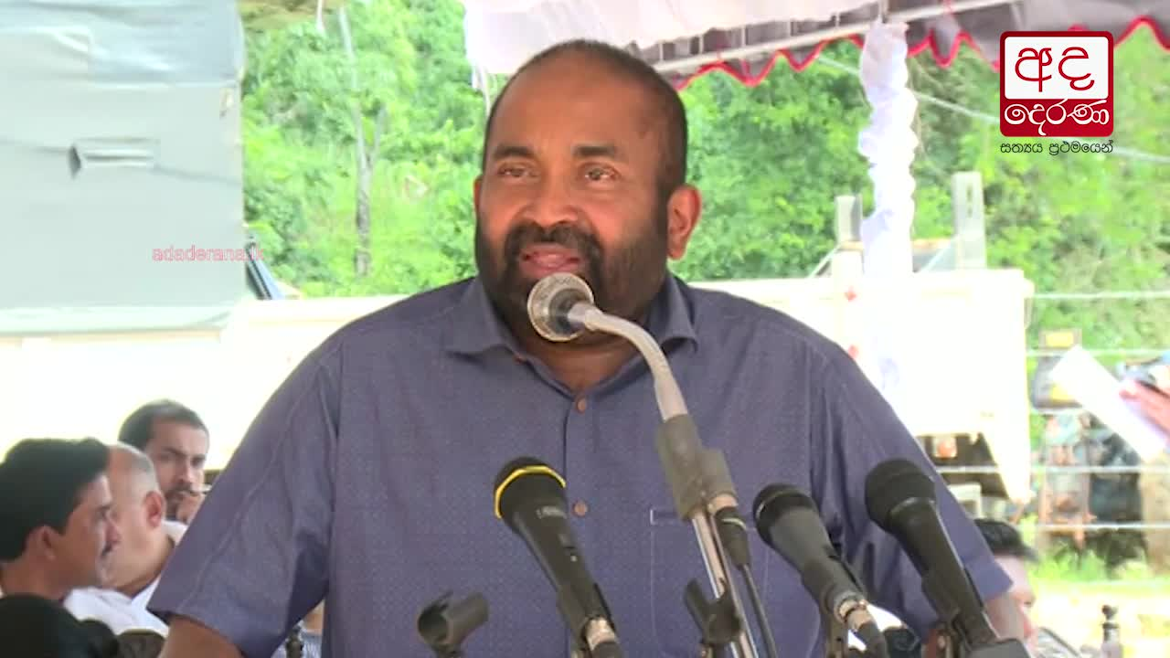 Sri Lanka only South Asian country that provides 24-hour power - Ranjith
