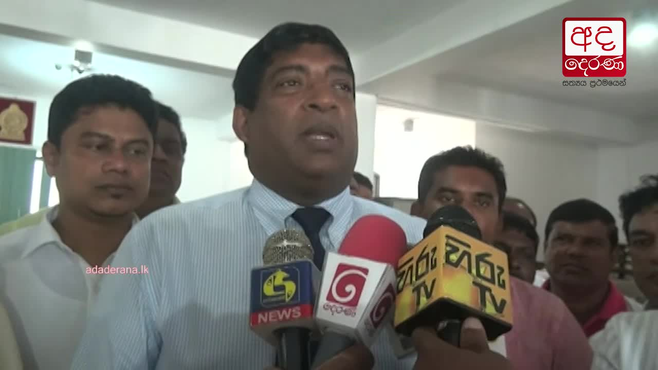 Govt should work with SLFP members - Ravi