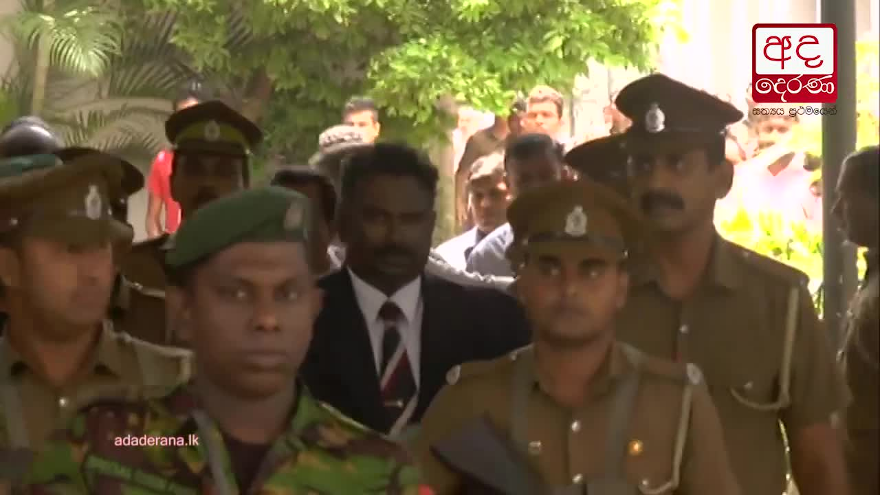 IP Rangajeewa and Prisons Commissioner re-remanded