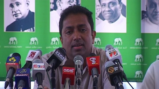 Akila vows to unite UNP members as new General Secretary