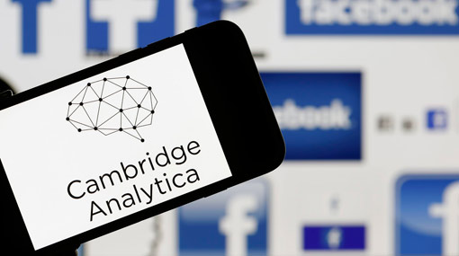Cambridge Analytica closing down following Facebook data controversy