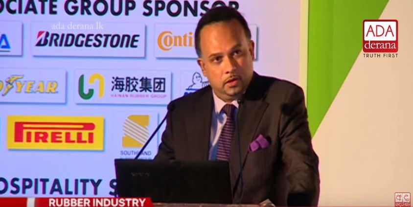 Minister Navin Dissanayake&#39s speech at World Rubber Summit-Colombo (English)