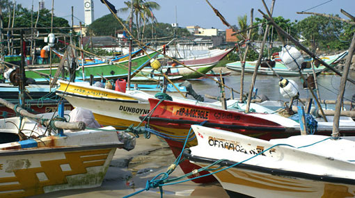 Rs 4 bn allocated for fishermen's fuel subsidy
