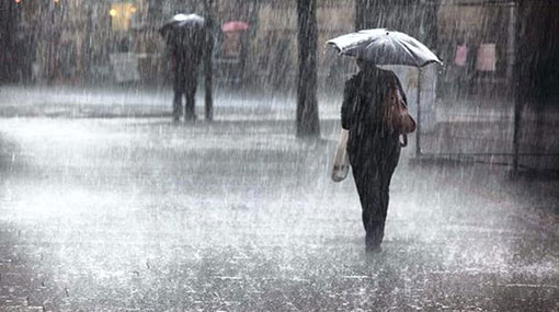 Showers expected over most provinces