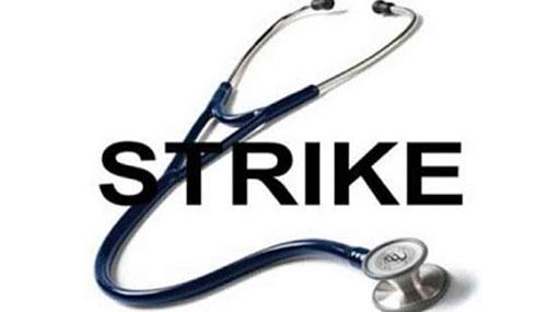 Doctors launch island-wide token strike