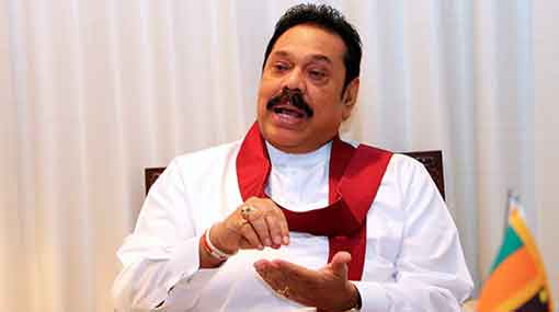 I'm ready to face any election –Mahinda Rajapaksa