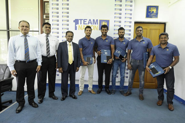 Sri Lanka Cricket raise wages of national players