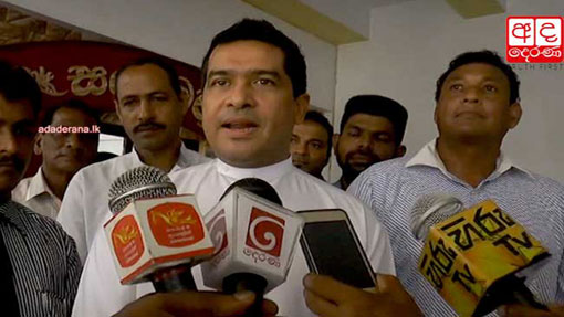 Senasinghe disappointed with his ministerial post