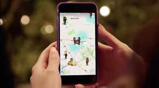Snapchat introduces more privacy options for Send and Receive location on Snap Map