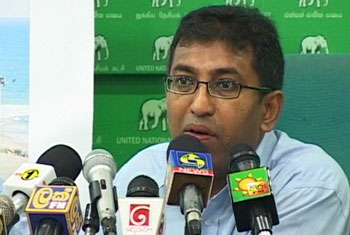 VIDEO: Shut down Mihin Air tomorrow - Harsha de Silva