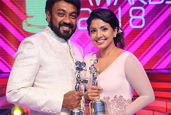 Sixth Derana Sunsilk Film Awards...