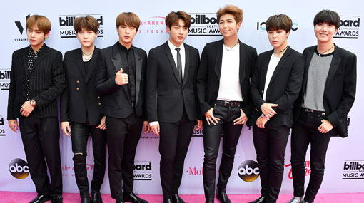 BTS' 'Love Yourself: Tear' becomes first K-Pop album to top US billboard