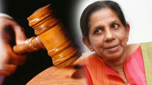 Actress Deepani Silva granted bail with conditions