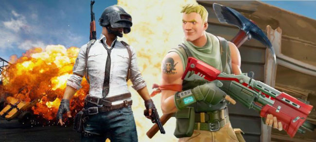 Fortnite sued for 'copying' rival game PUBG