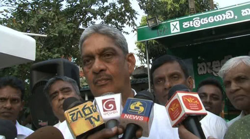 Sarath Fonseka to turn down Law & Order Ministry if offered