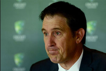 Cricket Australia chief executive quits