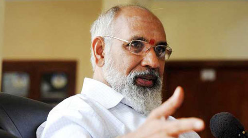 Vigneswaran talks about politicians taking money illegally