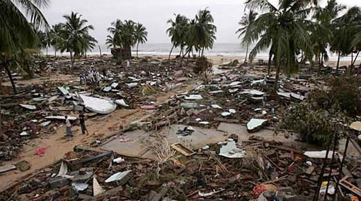 the tsunami of 26 december 2004 The great earthquake and tsunami of 26 december 2004 in southeast asia and the indian ocean.