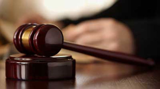Enjoining order issued against convening SLFP's CC