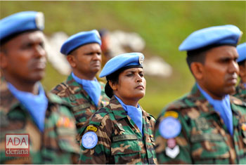 Sri Lanka Army Medical Corps...